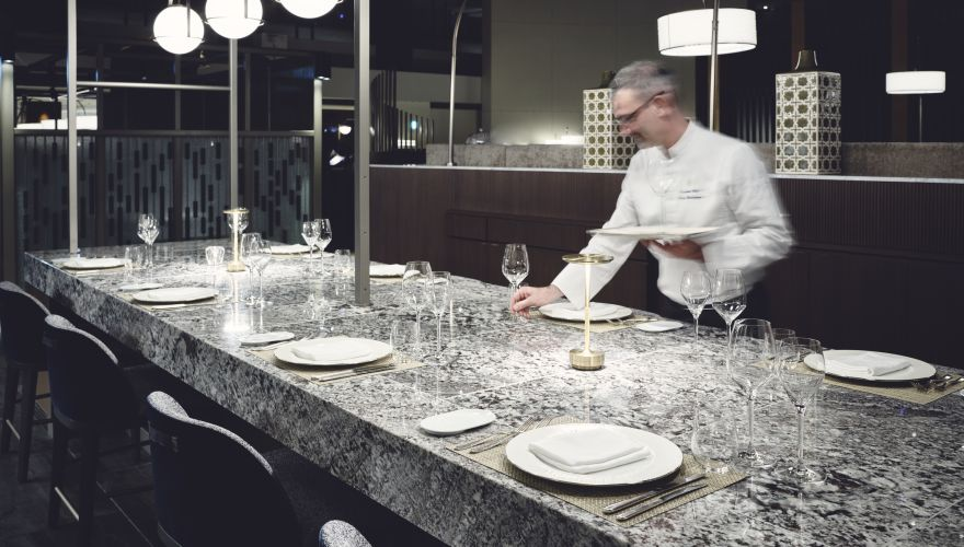 CHEF'S TABLE AT MELODIA